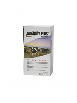 Albadray plus 10ml (Zoetis)