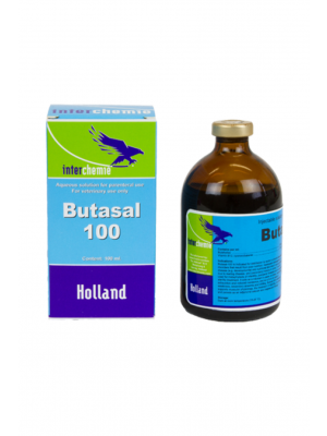 BUTASAL-100, inj. 100ml