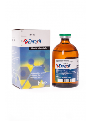 Enroxil 5 proc. 100 ml