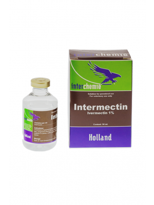 INTERMECTIN injekc. tirpl. 50ml (Interchemie)