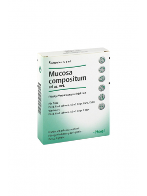 MUCOSA COMPOSITUM 5ml N5