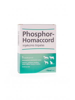 PHOSPHOR HOMACCORD  amp 5ml N5