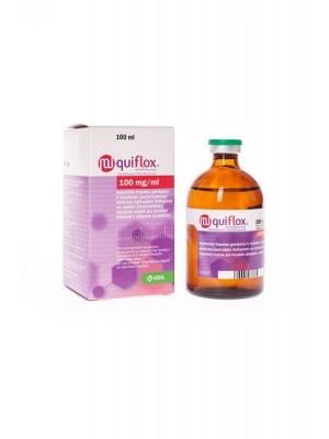Quiflox 10 %, 100ml (KRKA)