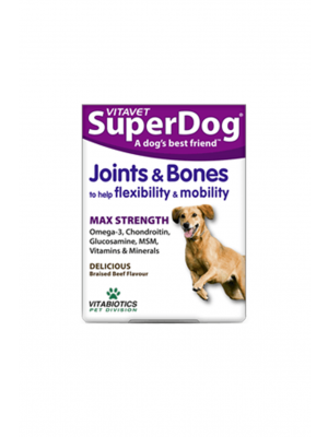 Superdog Joints & bones N10x3