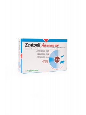 ZENTONIL ADVANCED 400mg 30 tabl.