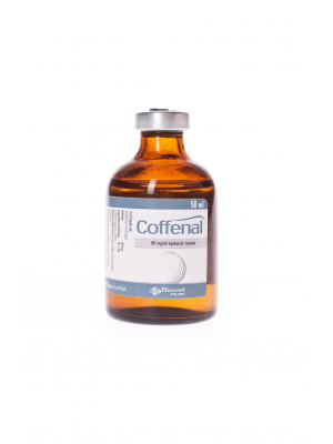 COFFENAL 80mg/ml 50 ml
