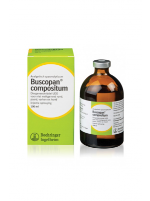 Buscopan Compositum inj. 100ml