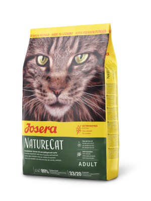 JOSERA NatureCat, 400 G