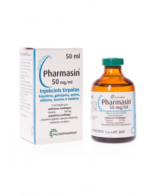 PHARMASIN 50 mg/ml, 50ml